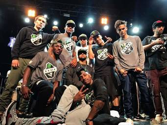Monster Energy Bboys