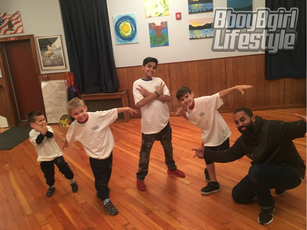 BBOY BGIRL LIFESTYLE NEW SKILL LEVEL ACHIEVERS